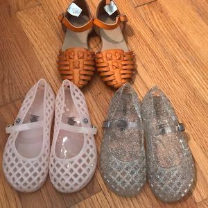 Old Navy girls shoe bundle